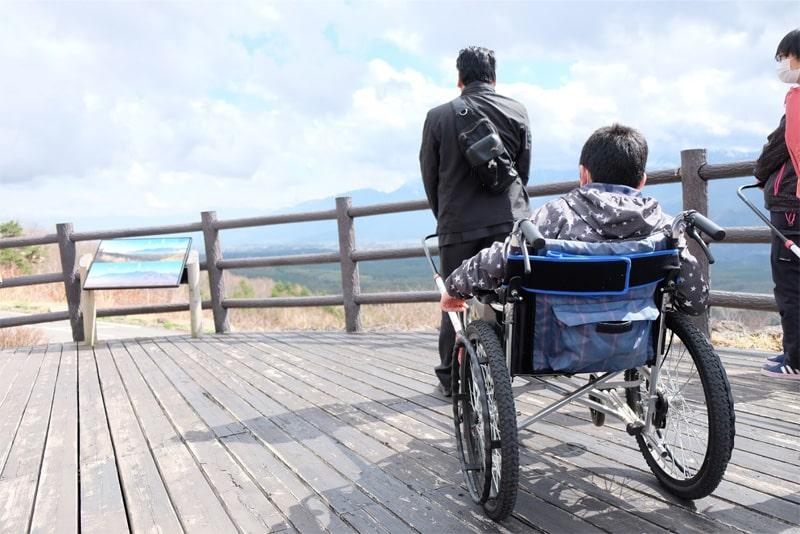障害や年齢に関係なく誰もが楽しめる旅をつくりたい。飯丘観光はアクセシブルツーリズムを推進しています。