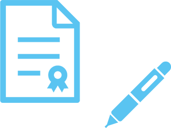 お見積もりに納得されましたら、契約書にサイン (運送引き受け書・申込書・乗車券)をお願いします。発行 ・旅行等の内容によりご精算が必要な場合もございます。