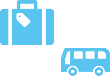 安心・安全なご旅行をお楽しみください。