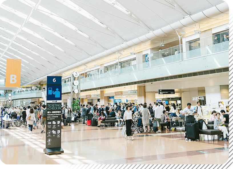 山梨〜羽田空港への送迎
