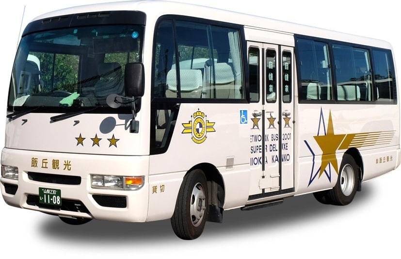 シビリアンリフト付きバス