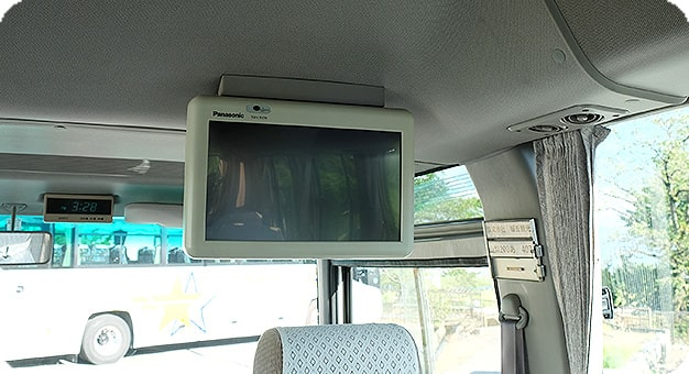 シビリアンリフトバステレビ